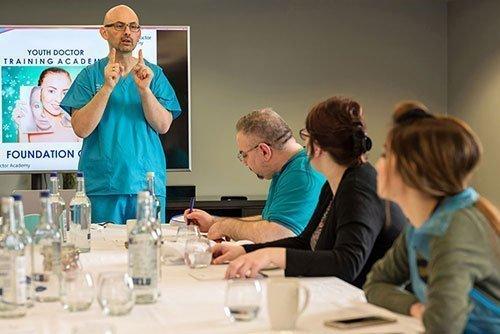 Aesthetics Training Courses